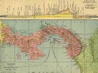 StockMapAgency.com-Historic & Antique Maps of Panama Offered in Print & by Download.